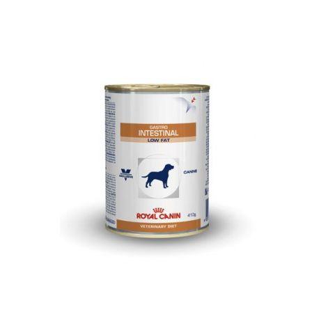 Royal Canin GASTRO INTESTINAL CÃO VET dieta de baixa gordura 12 embalagens de 410 g
