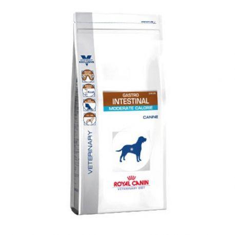 Royal Canin VET DIET DOG INTESTINAL Moderate Calorie GASRO 2 kg Beutel