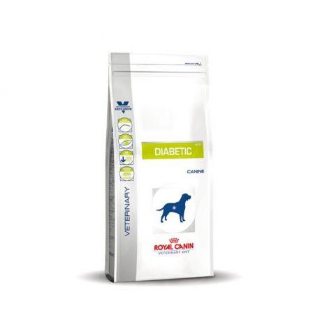 Royal Canin VET dieta Diabetic CÃO 1,5 kg saco