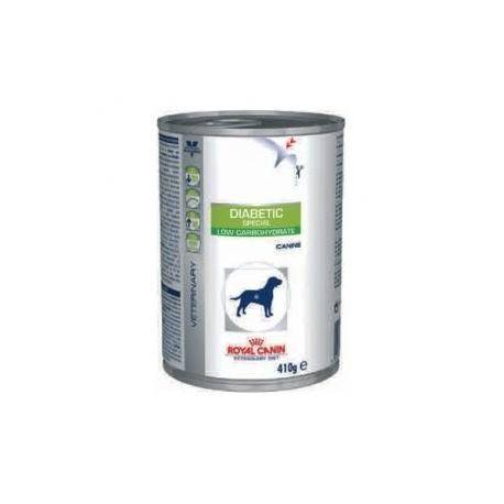 Royal Canin VET cão diabético dieta baixa em carboidratos 12 caixas de 195 g