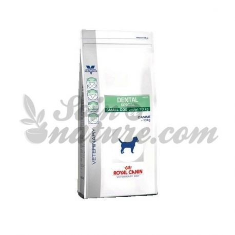 ROYAL CANIN VET DIET DOG DENTAL SPEC SMALL sac 2 kg