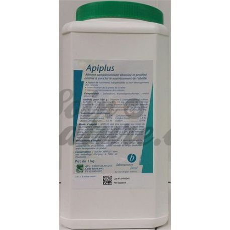 APIPLUS SOLUBLE PÓ POT 1KG