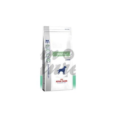 ROYAL CANIN VET DIET DOG DENTAL sac 14 kg