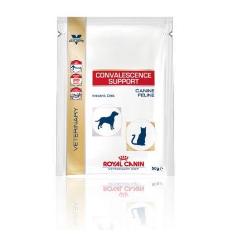Royal Canin RECUPERAÇÃO DE APOIO 10 sacos de 50 G