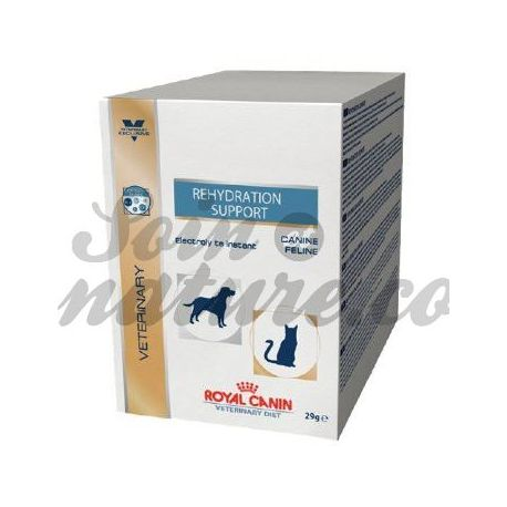 Royal Canin VET CAT DOG rehydratation DIEET SUPPORT 15 zakjes van 29 g