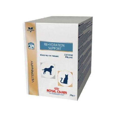 Royal Canin VET GATTO CANE Rehydratation DIETA DI SUPPORTO 15 bustine di 29 g