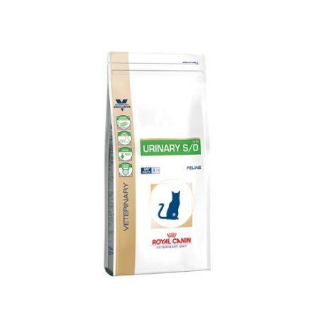 Royal Canin URINÁRIA CAT VET DIETA S / O elevada diluição 1,5 kg saco