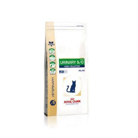 Royal Canin URINARIA CAT VET DIETA S / O diluizione elevata 12 BAGS 400 g