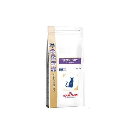 ROYAL CANIN VET DIET CAT SENSITIVITY CONTROL sac 3,5 kg