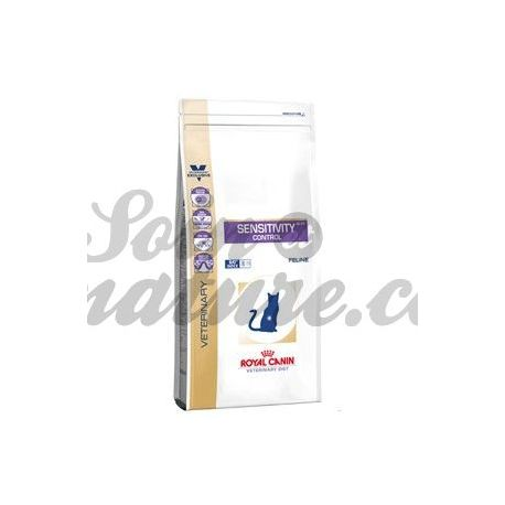 ROYAL CANIN VET DIET CAT SENSITIVITY CONTROL sac 1,5 kg