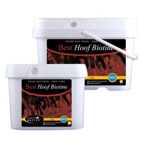 BEST HOOF BIOTINE 5 KG HORSE MASTER