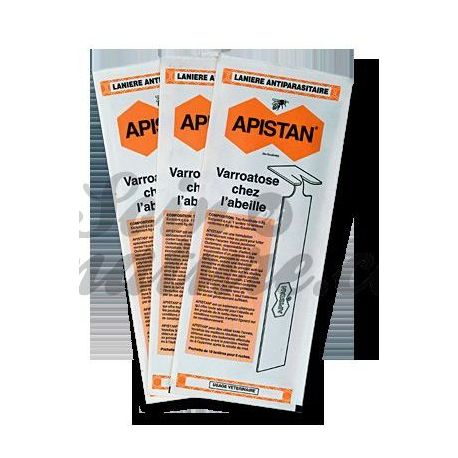 Apistan strap anti varroa box of 10