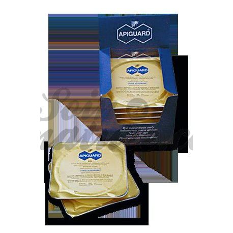 Apiguard GEL DE PLAGAS DE ABEJAS BOX 10