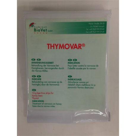 THYMOVAR BAG PADS 10