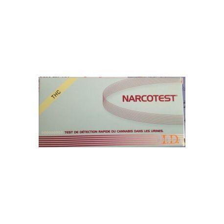 Narcotest ORINA PRUEBA DE DETECCIÓN DE CANNABIS BT1