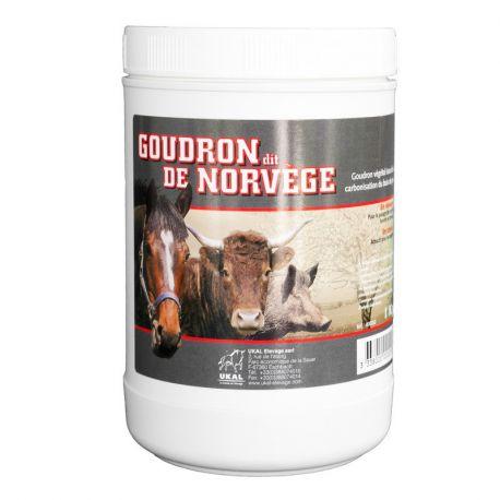 Goudron de Novège Ukal 1kg