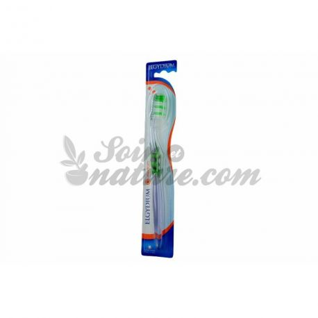 ELGYDIUM Brosse à Dents INTER ACTIVE MEDIUM