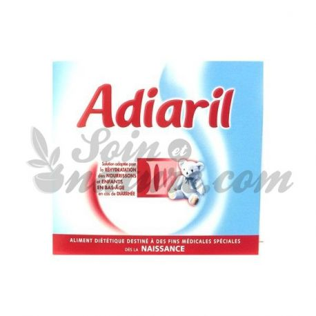 ADIARIL POEDER INFANT rehydratation 10 ZAKKEN