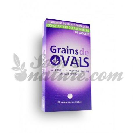 GRAIN natural laxative senna VALS