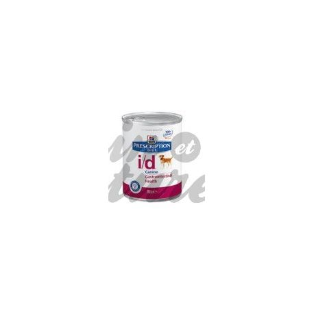 PRESCRIZIONE HILL'S DIETA CANE Science Plan I / D 12 scatole di 360 g
