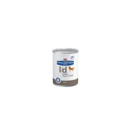 HILL'S SCIENCE PLAN PRESCRIPTION DIET CANINE L/D 12 boîtes de 370 g