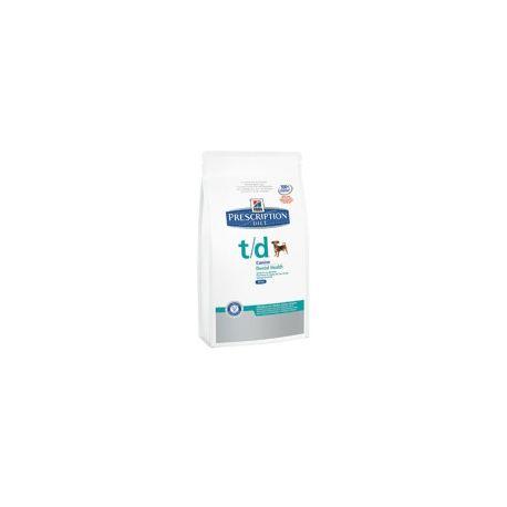 HILL'S SCIENCE PLAN PRESCRIPTION DIET CANINE T/D MINI sac 1,5 kg