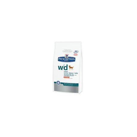 HILL'S PRESCRIPTION DIET CANINE SCIENCE PLAN W / D 1.5 kg bag CHICKEN