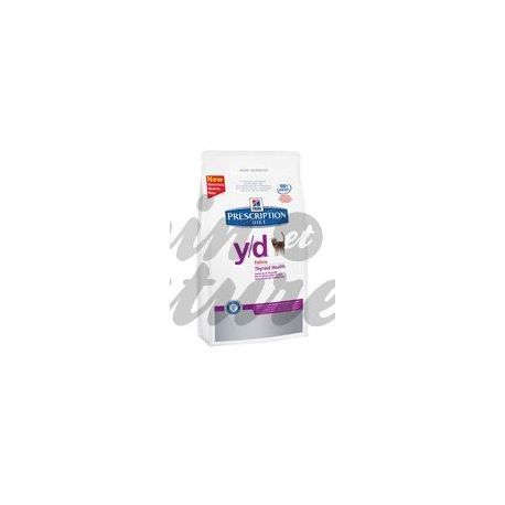 HILL'S SCIENCE PLAN PRESCRIPTION DIET FELINE Y/D sac 1,5 kg
