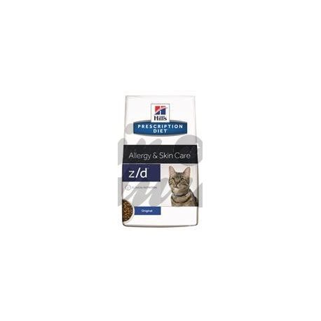 HILL'S SCIENCE PLAN PRESCRIPTION DIET FELINE Z/D LOW ALLERGEN sac 2 kg