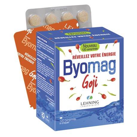 Byomag Goji 42 comprimés