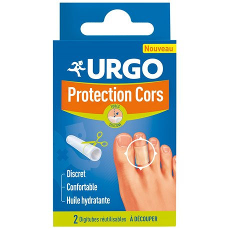Urgo PROTECTION COR Digitubes CUTTING 2X8CM
