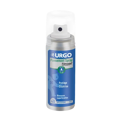 Urgo DRESSING SPRAY BOTTLE 40ML
