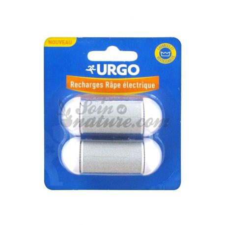 Urgo 2 RECHARGES ELECTRIC GRATER