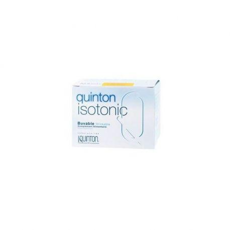Quinton isotônico 30 frascos
