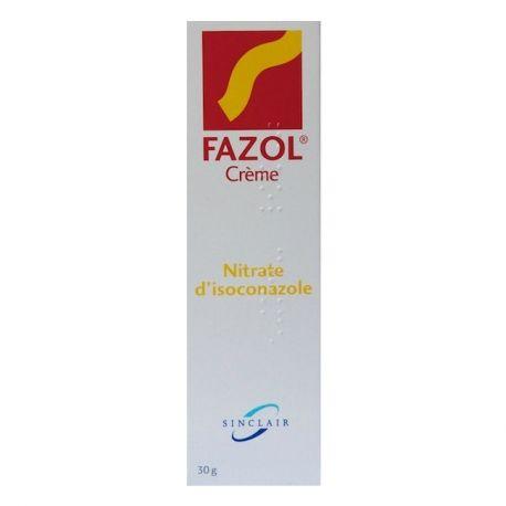 FAZOL CREME MYCOSE 2% TUBE DE 30G