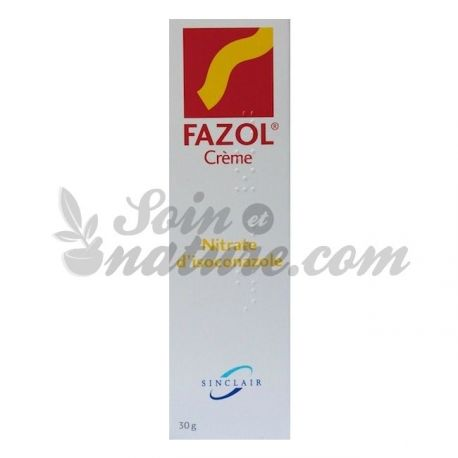 FAZOL Mycosis 2% CREAM TUBE 30G