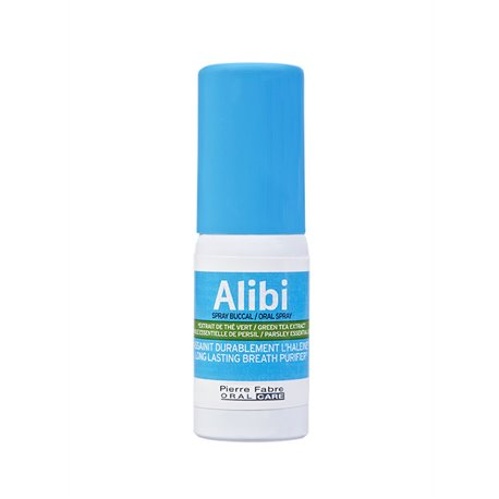 ALIBI SPRAY 15ML mauvaise haleine