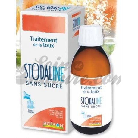 Cough Syrup STODALINE SUGAR 200 ML