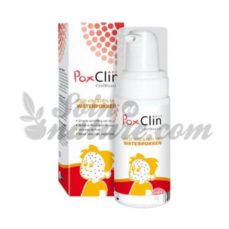 PoxClin FOAM 100ML REFRESHING
