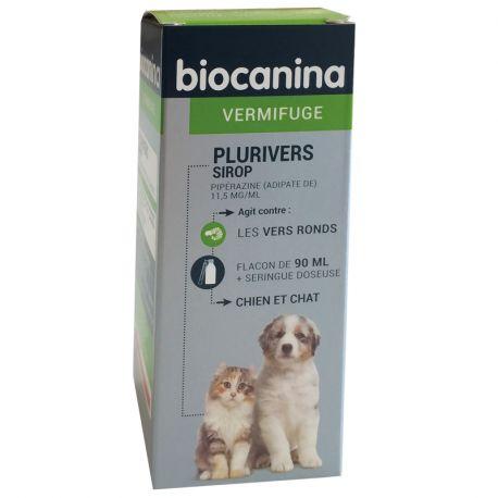 Pups en kittens pluriverse SIROOP 90ML Biocanina
