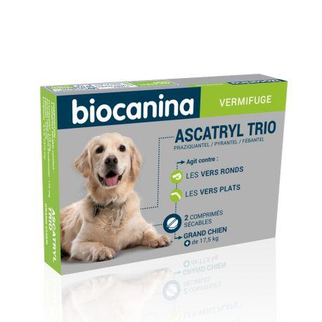 Biocanina ASCATRYL TRIO cani di grossa taglia 2 compresse
