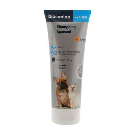 Biocanina SOOTHING SHAMPOO 200ML Aloe Vera