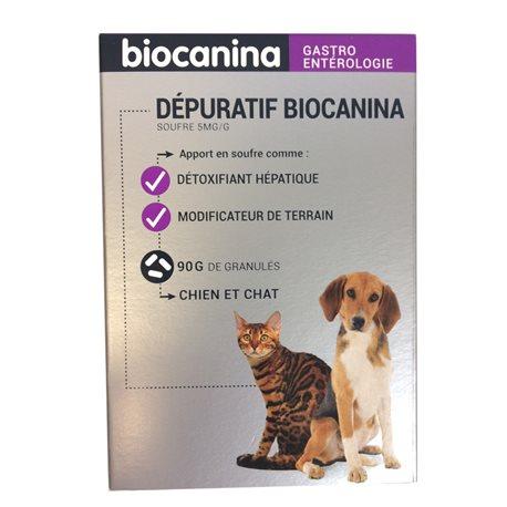 DEPURATIVA Biocanina 90 g