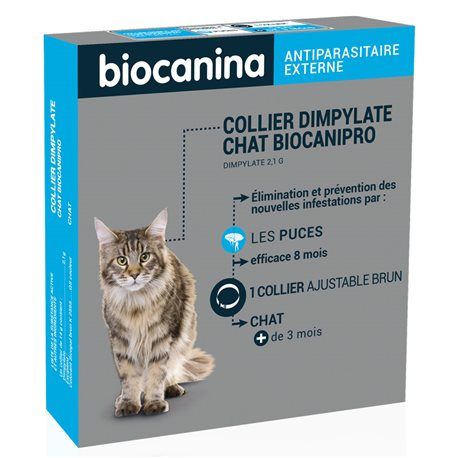 BIOCANIPRO NECKLACE CHAT