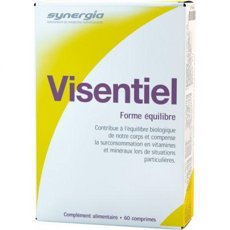 SYNERGIA VISENTIEL 60 TABLETS