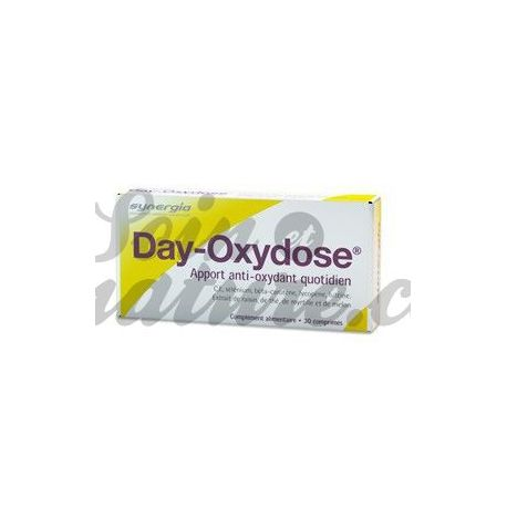 DAY-OXYDOSE SYNERGIA 30 COMPRIMIDOS