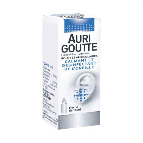 AURIGOUTTE EAR SOLUZIONE 15ML