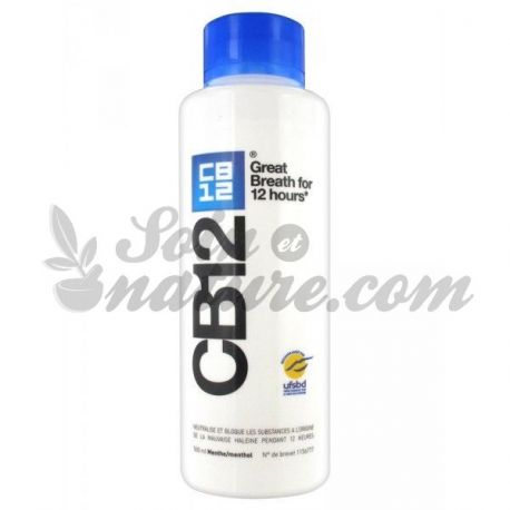 CB 12 Active For Safe Breath 250 ml