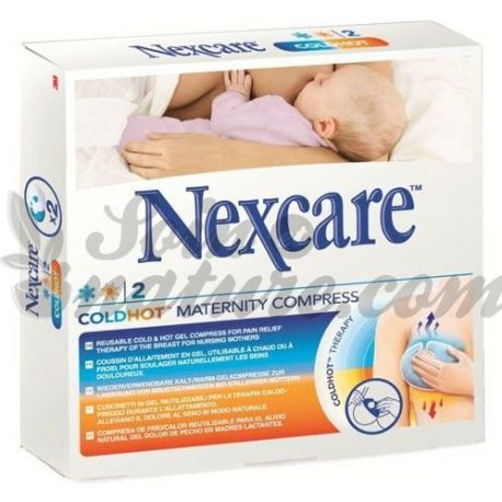Nexcare coldhot 2 MATERNITY Stillkissen