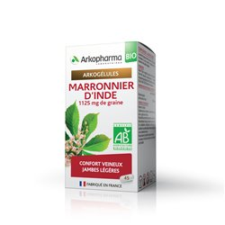 ARKOGELULES MARRONNIER D'INDE 45 GELULES ARKOPHARMA